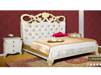 Кровать Наоми - Мебельная фабрика «EVANTY»