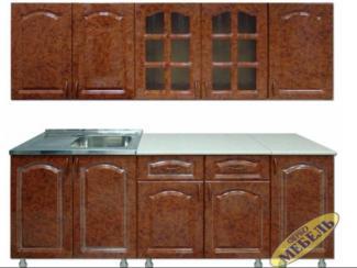 Кухня прямая 29 - Мебельная фабрика «Трио мебель»