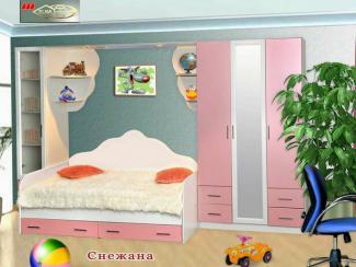 Детская Снежана - Мебельная фабрика «Элна»