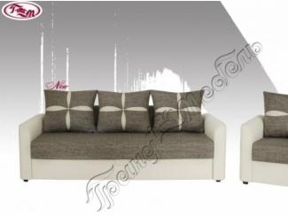 Диван прямой Фокус  3-1-1 - Мебельная фабрика «Гранд-мебель»