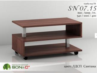 ТВ тумба - Мебельная фабрика «SON&C»