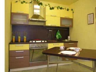 Кухонный гарнитур прямой 21 - Мебельная фабрика «Л-мебель»