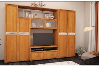 Гостиная Люкс 2 - Мебельная фабрика «Кухни Заречного»