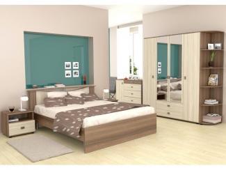 Спальный гарнитур Бэлла - Мебельная фабрика «Эстель»
