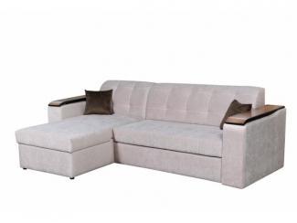 Белый угловой диван Богема - Мебельная фабрика «РиАл 58»