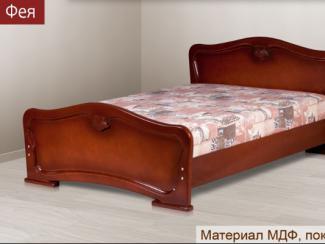 Кровать «Фея» - Мебельная фабрика «Авеста»