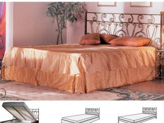 Кровать Луиза  - Мебельная фабрика «Командор»