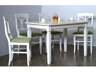 Стол обеденный 3832 - Мебельная фабрика «Ульяновскмебель (Эвита)»