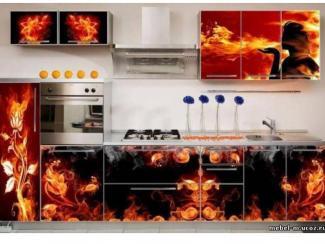 Кухня фотопечать - Мебельная фабрика «Мебель-мастер»