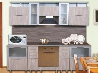 Кухня прямая «Татьяна» - Мебельная фабрика «Мебель Поволжья»