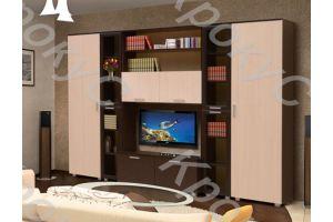 Гостиная Престиж 2 - Мебельная фабрика «Крокус»