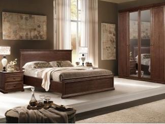 Спальный гарнитур Камелия 1 - Мебельная фабрика «Гомельдрев»
