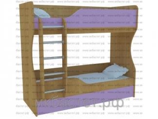 Кровать Двухъярусная Теди - Мебельная фабрика «Бастет»
