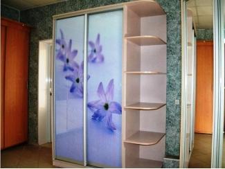 Шкаф-купе с фотопечатью Белла  - Мебельная фабрика «Анкор»