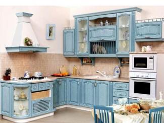 Кухонный гарнитур угловой 69 - Мебельная фабрика «Вершина комфорта»