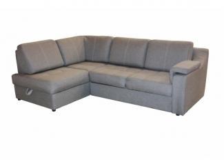 Серый диван Престиж 8 - Мебельная фабрика «Эльсинор», г. Санкт-Петербург