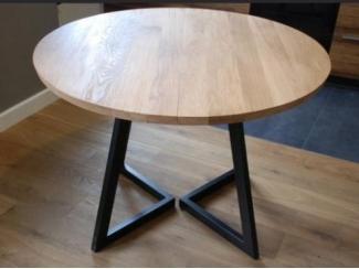 Обеденный стол Довер - Мебельная фабрика «Loft Zona»