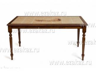 Стол обеденный с плиткой СТ 3760 - Мебельный магазин «Тэтчер»