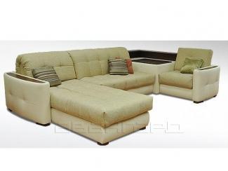 П-образный модульный диван Флорида - Мебельная фабрика «Авангард»