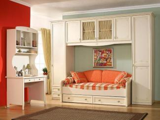 Детская 8 - Изготовление мебели на заказ «Детская мебель», г. Москва