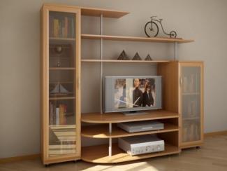 Гостиная стенка Юлия-2 - Мебельная фабрика «Мебель-комфорт»
