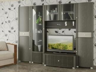 Гостиная стенка Аккорд модерн 5 - Мебельная фабрика «Славянская мебельная компания (СМК)»