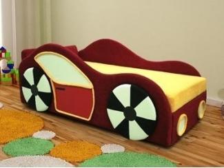 Детская кровать Машинка - Мебельная фабрика «Династия»