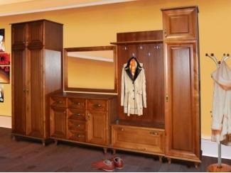Прихожая Аквамарин - Мебельная фабрика «Долес»