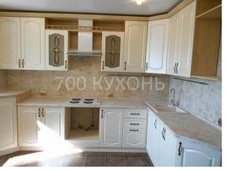 Светлая классическая кухня  - Мебельная фабрика «700 Кухонь»