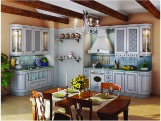 Кухня угловая Катрин патина - Мебельная фабрика «Вариант М»