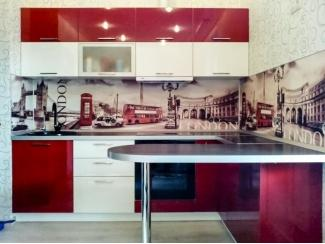 Кухня прямая - Мебельная фабрика «Моя кухня», г. Санкт-Петербург