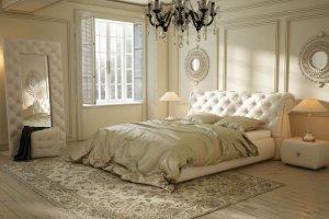 Кровать Джульетта - Мебельная фабрика «Тальяна»