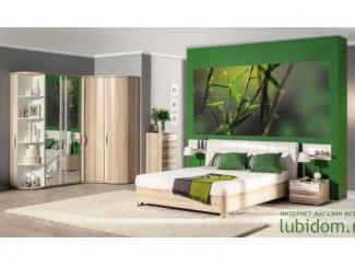 Спальный гарнитур Марта - Мебельная фабрика «Любимый дом (Алмаз)»