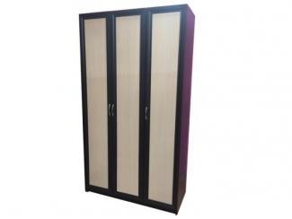 Трехстворчатый шкаф Командор люкс - Мебельная фабрика «Мебельный Кот»