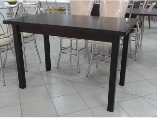 Стол обеденный прямоугольный массив
