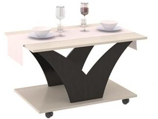 Стол журнальный Тип 4 - Мебельная фабрика «ТриЯ»