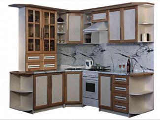 Кухня Жасмин ЛДСП - Мебельная фабрика «Гамма-мебель»