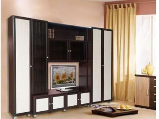 Гостиная стенка Стелла-6 - Мебельная фабрика «Сибирь»