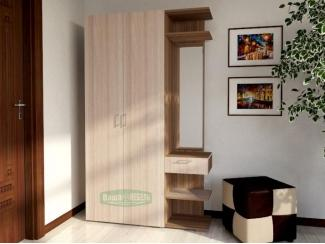 Прихожая со шкафом ПР 9 - Мебельная фабрика «Ваша мебель»