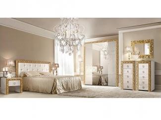 Модульная Спальня Тиффани Премиум  - Мебельная фабрика «Ярцево»