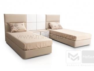 Кровать-трансформер для гостиничных номеров - Мебельная фабрика «Мирлачева»