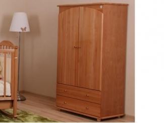 Детский шкаф для одежды - Мебельная фабрика «Лель»