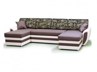 угловой п-образный диван Майами