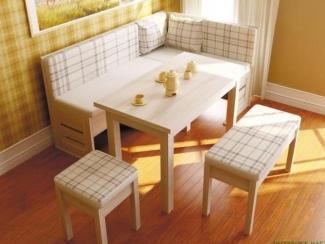 Кухонный уголок Сонома Светлая - Мебельная фабрика «Любимый дом (Алмаз)»