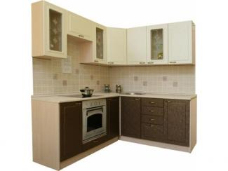 Кухня угловая Лаванда бронза - Мебельная фабрика «Техсервис»