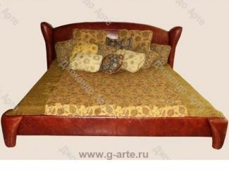 Кровать 7 - Мебельная фабрика «Джокондо арте»