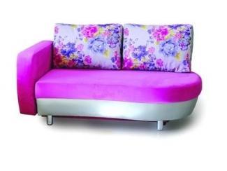 Яркий прямой диван Капри  - Мебельная фабрика «Царицыно мебель»