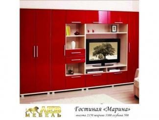 Гостиная Марина - Мебельная фабрика «Лев Мебель»