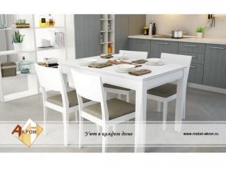 Обеденная группа Арион - Мебельная фабрика «Акрон»