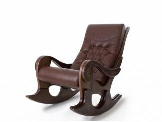 Кресло-качалка Грация - Мебельная фабрика «ОСТА»